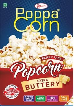 Industrial popcorn manufacturer